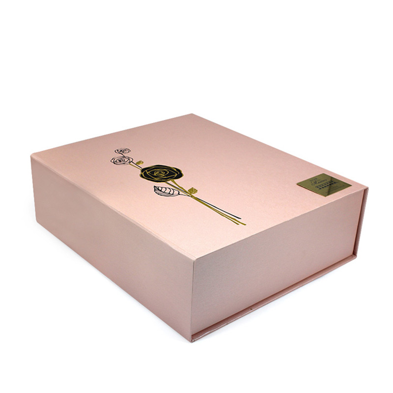 Custom Pink Eva Foam Insert Cardboard Paper Wine Glass Box