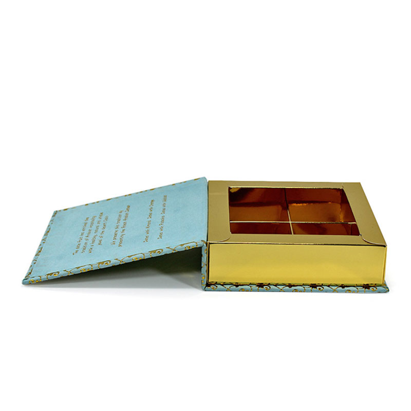 Luxury Eco Friendly Small Truffles Chocolate Paper Box