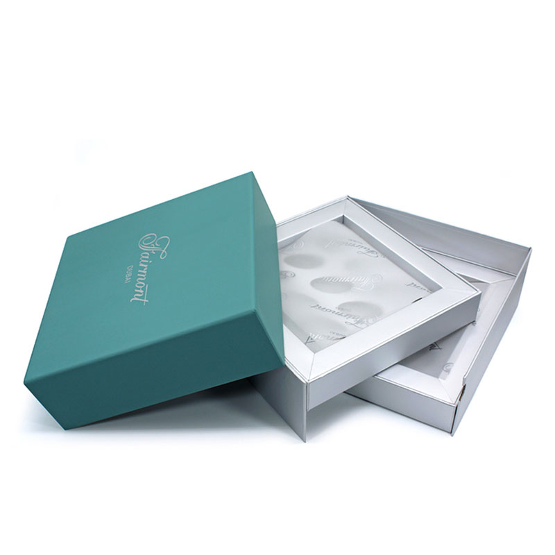 High Quality Cardboard Paper Storage Chocolate Packaging Box