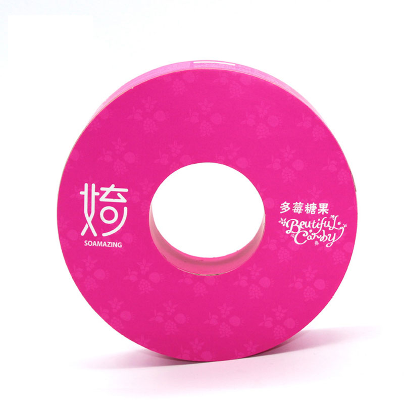 Wholesale High Quality Beauty Round Biscuit Cookie Box Design