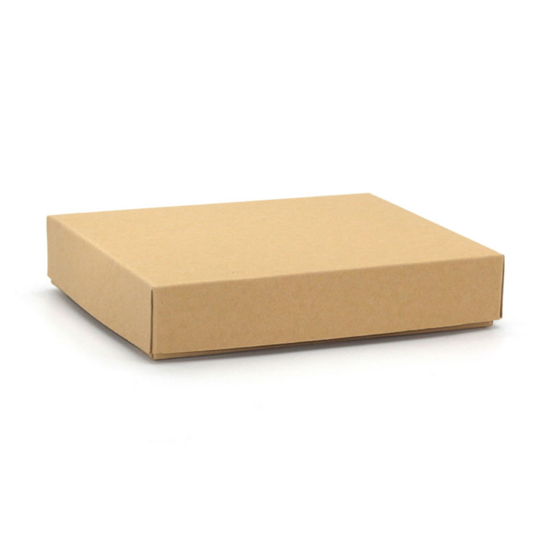 Cheap Price Food Grade Kraft Paper Disposable Sushi Box