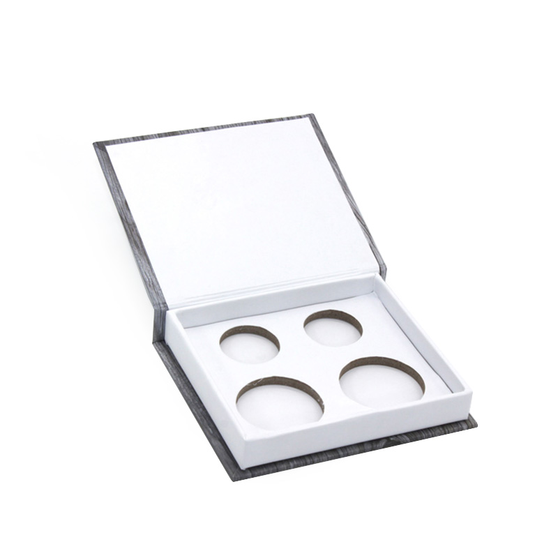 High Quality Private Label Empty Cosmetic Makeup Palette Box