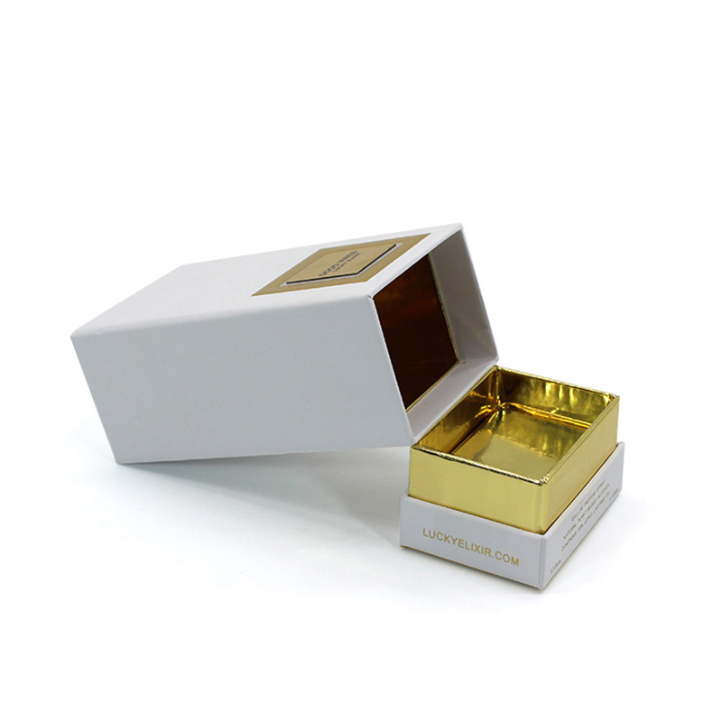 Wholesale High Quality Cardboard Paper Empty Luxury Perfume Box
