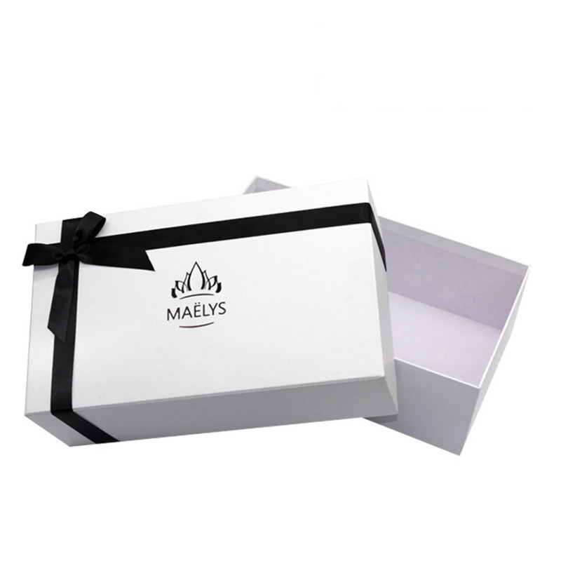 Luxury High Quality Paper Virgin False Bundle Hair Packaging