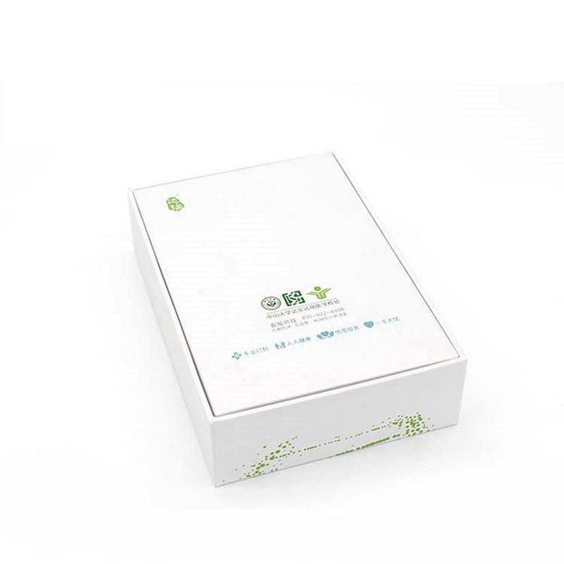 Factory Price with Lid Eco-Friendly Cosmetic Paper Box
