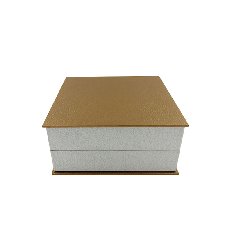 New Design Fancy Paper Top and Base Lid Storage Tie Packaging Boxes