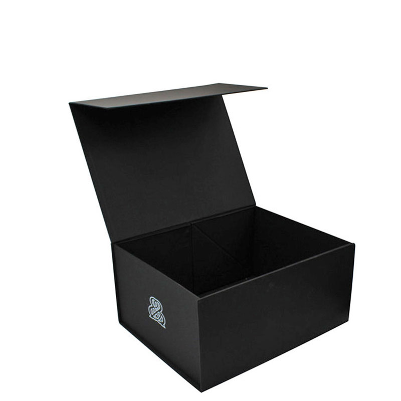 Factory Price Magnetic Foldable Storage Apparel Shipping Box