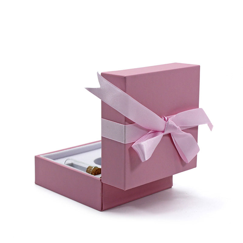 Factory Price Cardboard Paper Engagement Jewelry Earring Gift Box