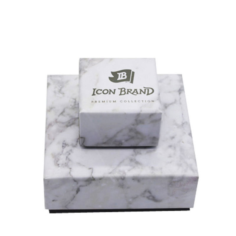Luxury Eco Friendly Hinge Velvet Gift Jewelry Packaging Box