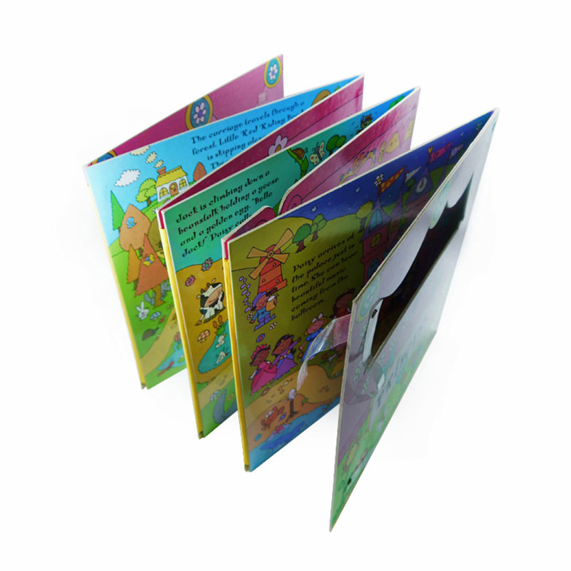 Factory Handmade Custom Cheap Softcover Spiral Bound Book Printing