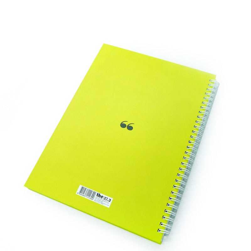Custom Logo Exercise Hardcover Student Paper Notebook Printing