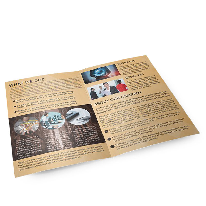 High Quality Coloring Newsprint Bio-Monthly Magazine Printing