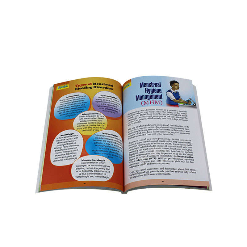 Wholesale Custom Logo Softcover Pornographic Magazine Printing