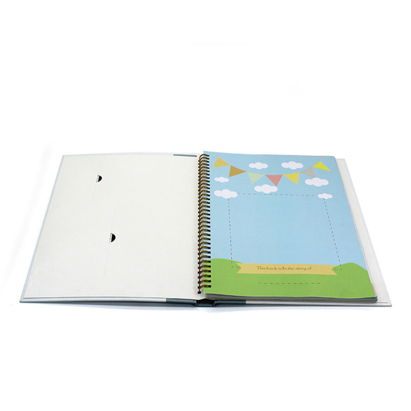 Wholesale High Quality Hardcover School Notebook Printing