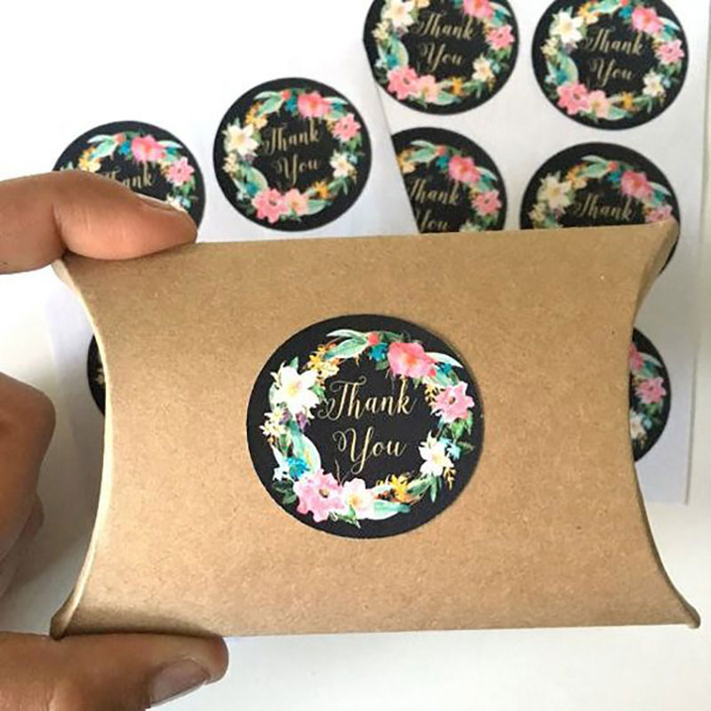 Wholesale High Quality Paper Vinyl Round Digital Printing Stickers