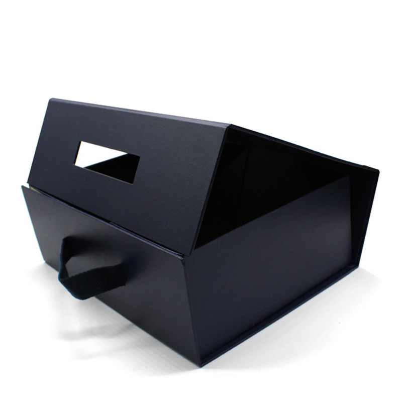 Wholesale Large Portable Cardboard Paper Luxury Shoe Box