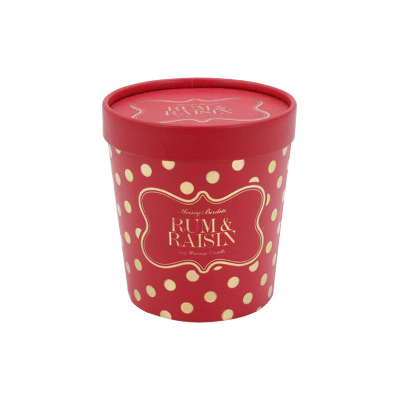 Luxury Gift Cylinder Cup For Baby Sweet Packaging Box