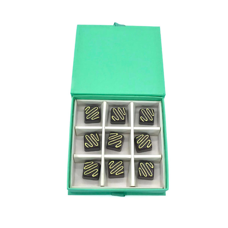 Luxury Small Paper Packing Gift Chocolate Packaging Box