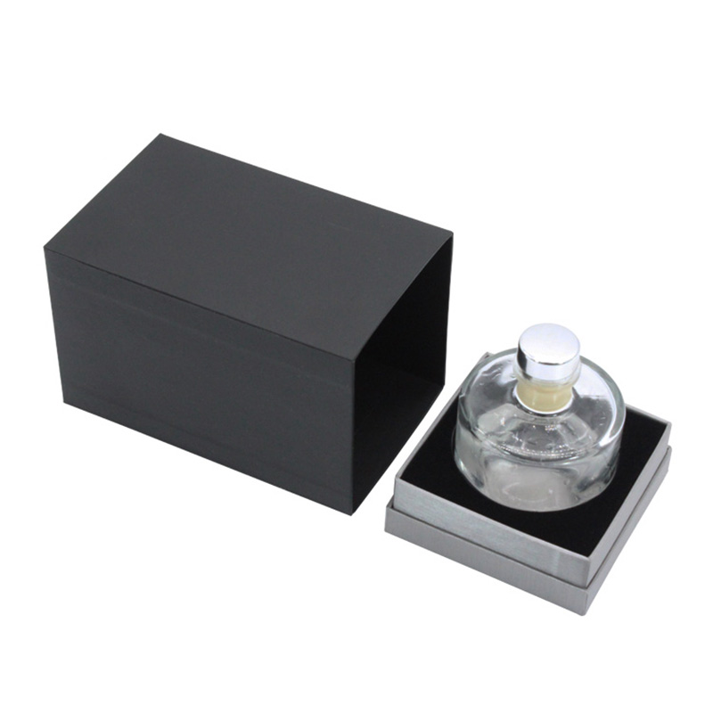 Luxury Custom Samples Solid Perfume Bottle Packaging Boxes
