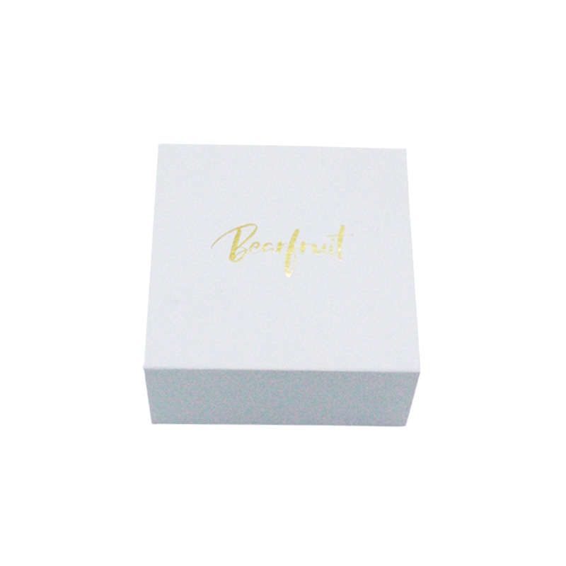 White Private Label Jewellery Gift Box For Necklace Box
