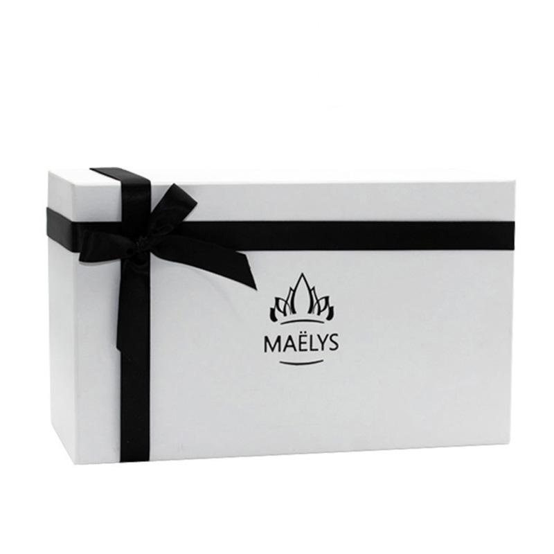 Luxury Cardboard Gift Packaging For Clothing Boxes