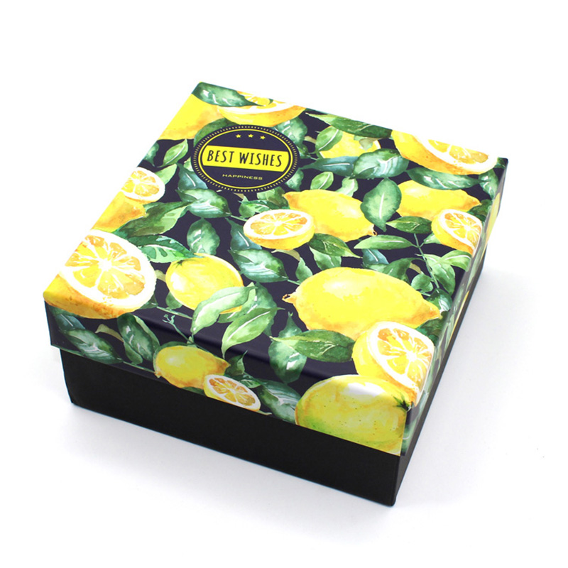 New Design Cardboard Gift Packing For Cosmetic Box Case