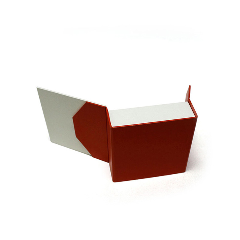 Recycled Hard Paper Gift Square New Year Gift Packaging Box