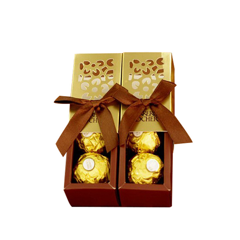 Drawer Fancy Paper Valentine's Day Chocolate Packaging Box
