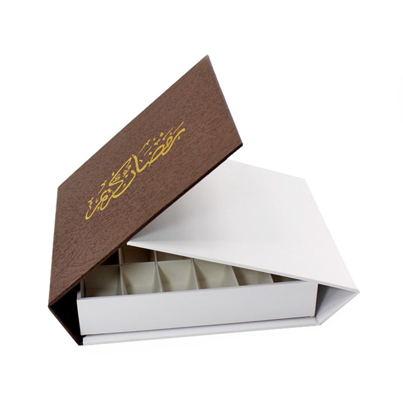 Custom Cardboard Boxes For Gourmet Chocolate Truffle Packaging
