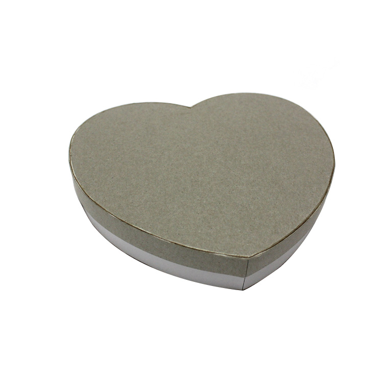 High Quality Cardboard Packaging Heart Shape For Chocolate Box