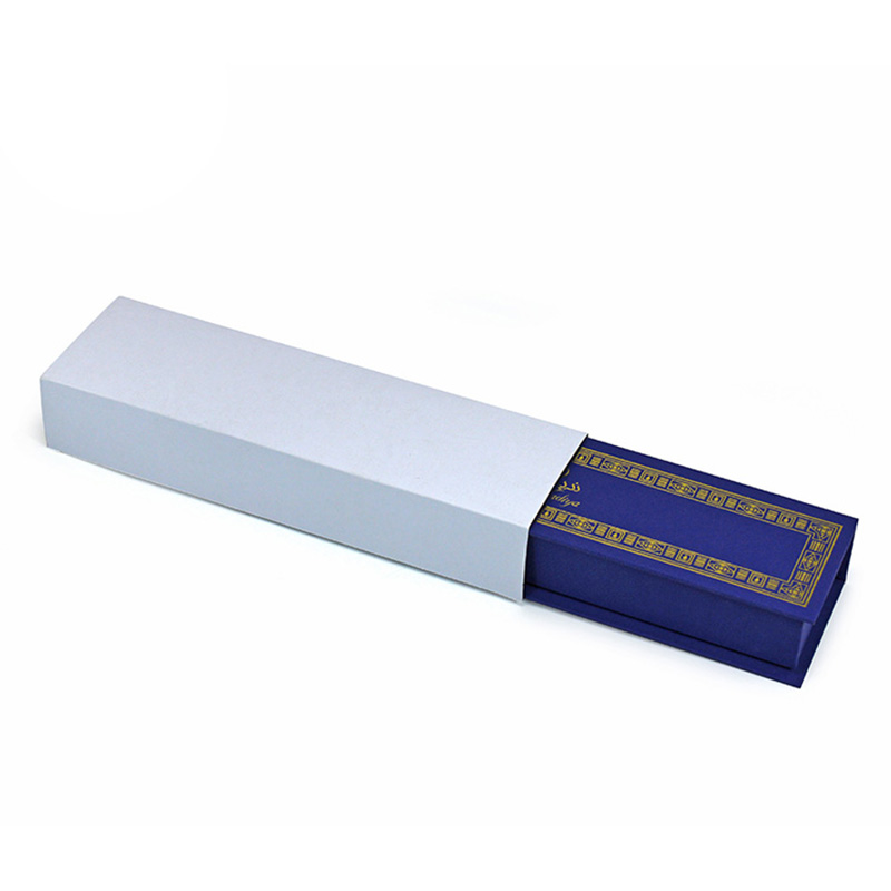 Customized New Design Rectangle Dividers Chocolate Box Packaging