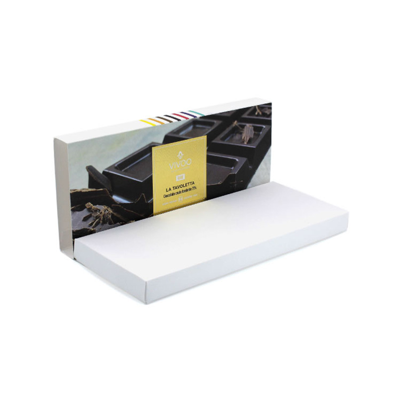 Low Price Eco Friendly Paper Empty Chocolate Bar Packaging Box