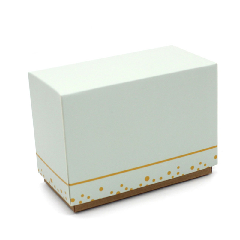 Elegant Unique Beautiful Cardboard Cookie Packaging Box