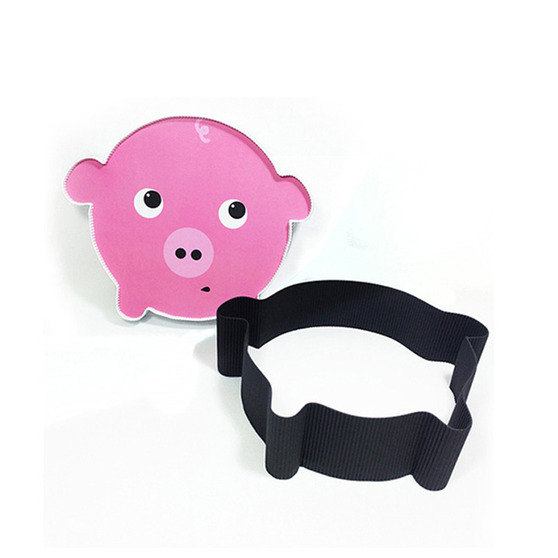 Pink Cute Animal Eco Friendly Baby Candy Packaging Box