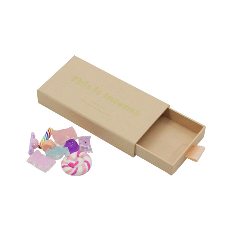 Factory Supplier Small Kids Favor Baptism Craft Candy Box