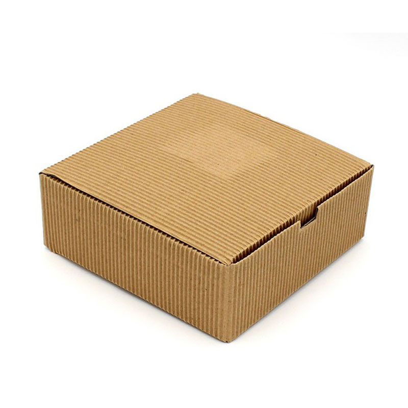Custom Recyclable Kraft Paper Sushi Shop Packaging Box