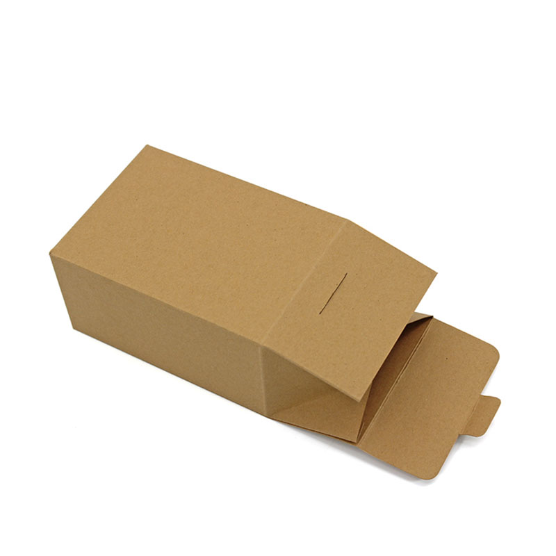 High Quality Eco Friendly Kraft Paper Storage Food Packaging Box
