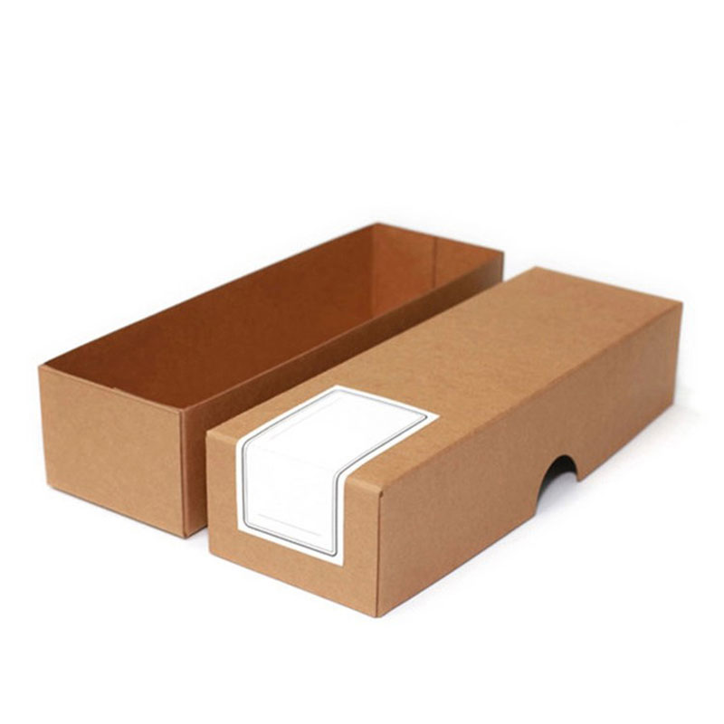 High Quality Kraft Paper Take Away Lunch Food Sushi Packaging Box
