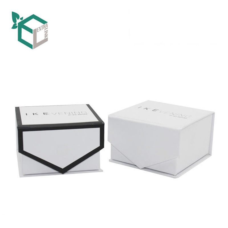 Custom Luxury Jewelry Gift Box with Printing Logo Square Bracelet Box