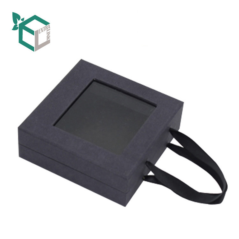 Hot Selling Classic Jewelry Bracelet Packaging Box With Handle For Gift