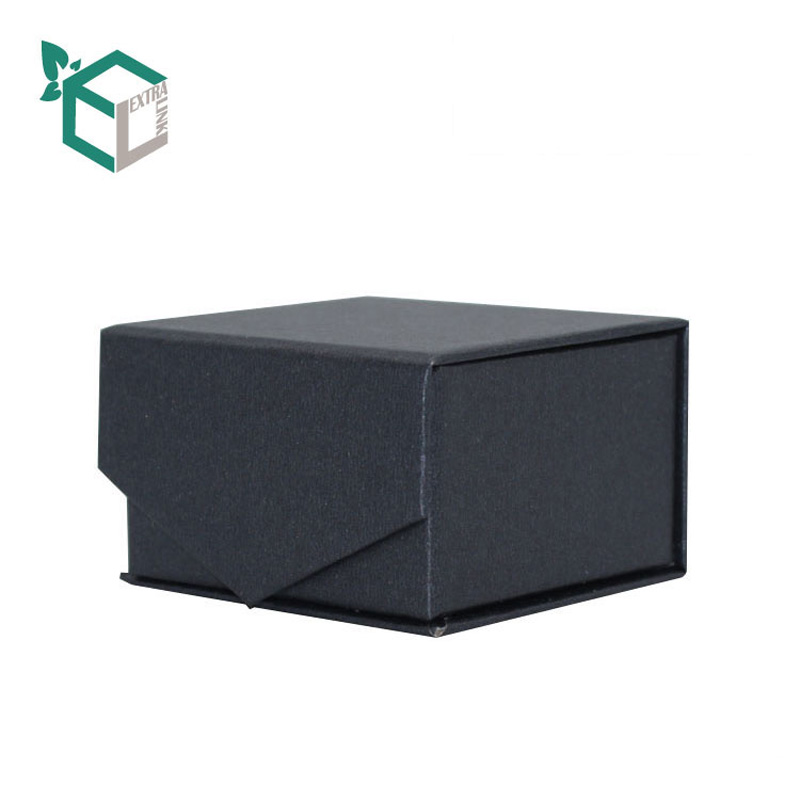 With Flocking Sponge Jewelry Box Book-shape Black Bracelet Package Box