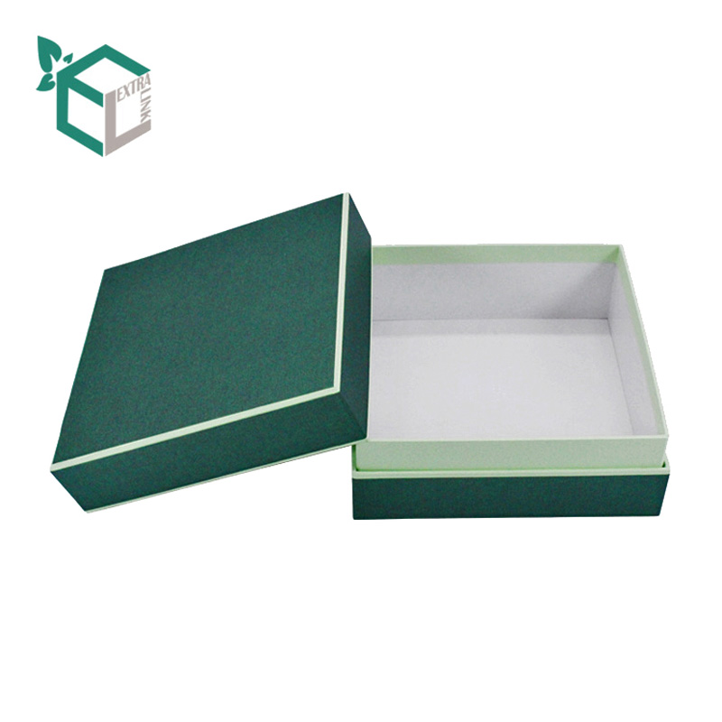 China Wholesale Rigid Box Fancy Paper Apparel Packaging Box