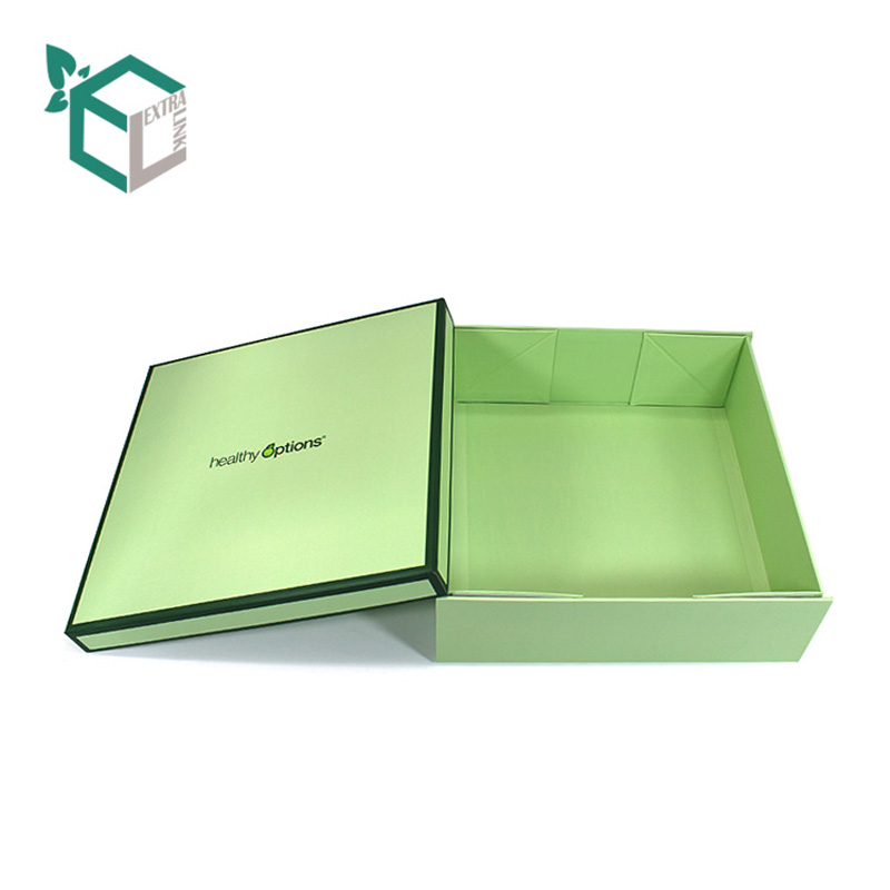 Custom Design Cheap Eco Friendly Foldable Clothes Box With Lid