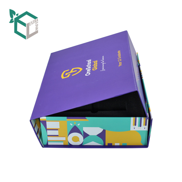 OEM ODM Service Belt Packing Box With Insert