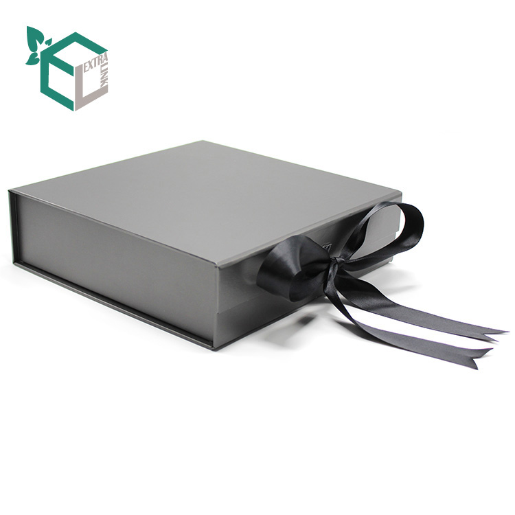 Recyclable Belt Paper Box For Clothing Packaging