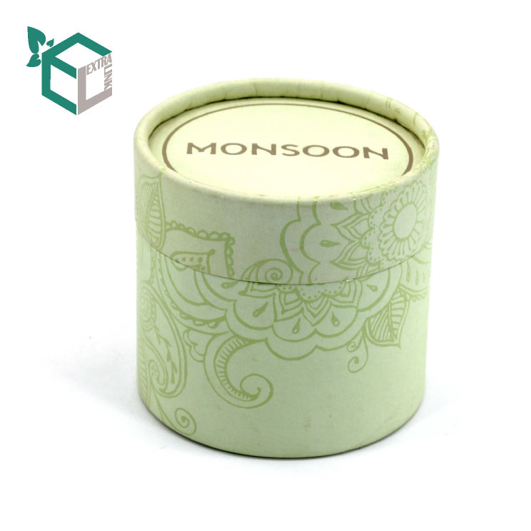 Fancy Paper Custom Small Box For Candle