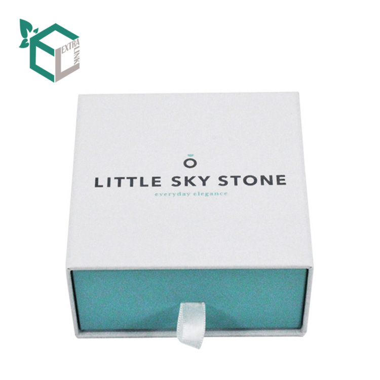 Wholesale Custom Jewelry Drawer Packaging Box Earring Jewelry Packaging Box