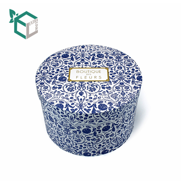 High Quality Large Hat Usage Large Round Paper Tube Gift Box