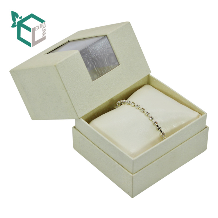 Factory Wholesale Watch Box With PVC Window