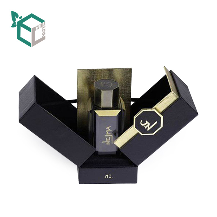 High Quality New Design Shinny Printing Rigid Cardboard Gift Box For Perfume